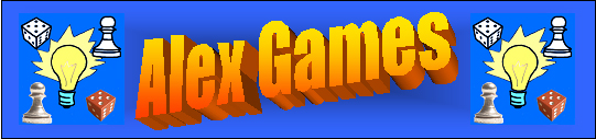 Alex Games Logo